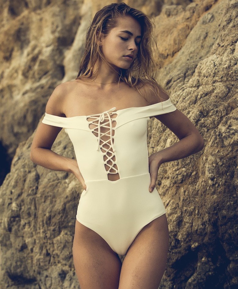 28669d444de L*Space RIBBED ANJA ONE PIECE | Summer 2018 Swimwear | Summer 2019 ...