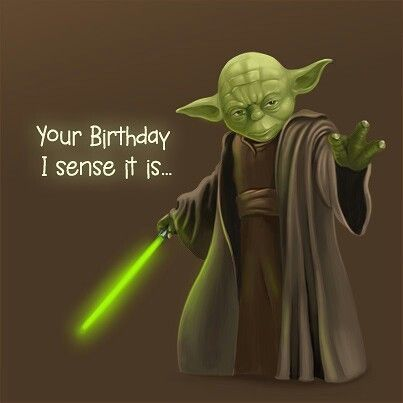 Pin By Diana Flora Retter On Holidays Star Wars Happy Birthday Birthday Humor Happy Birthday Images