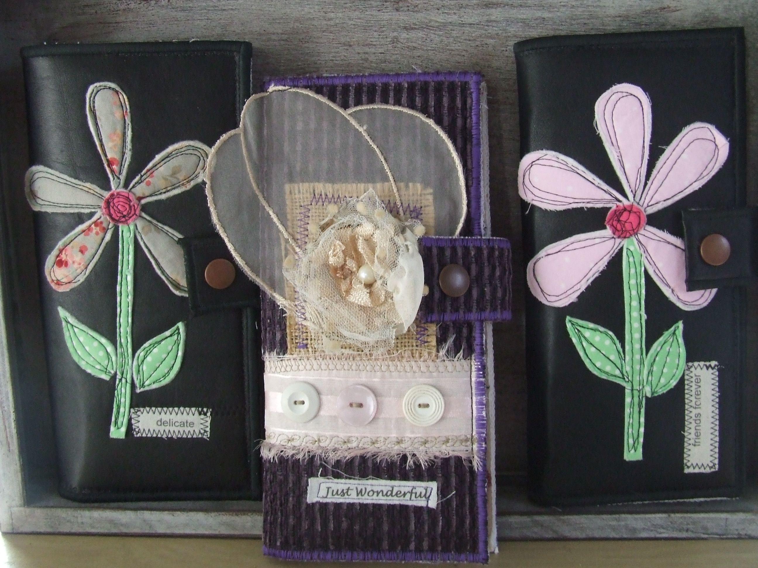 Handmade ladies wallets by lilynpearls.com