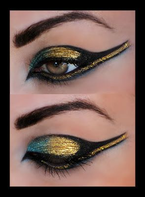 @Stephanie Horton Golden Cleopatra