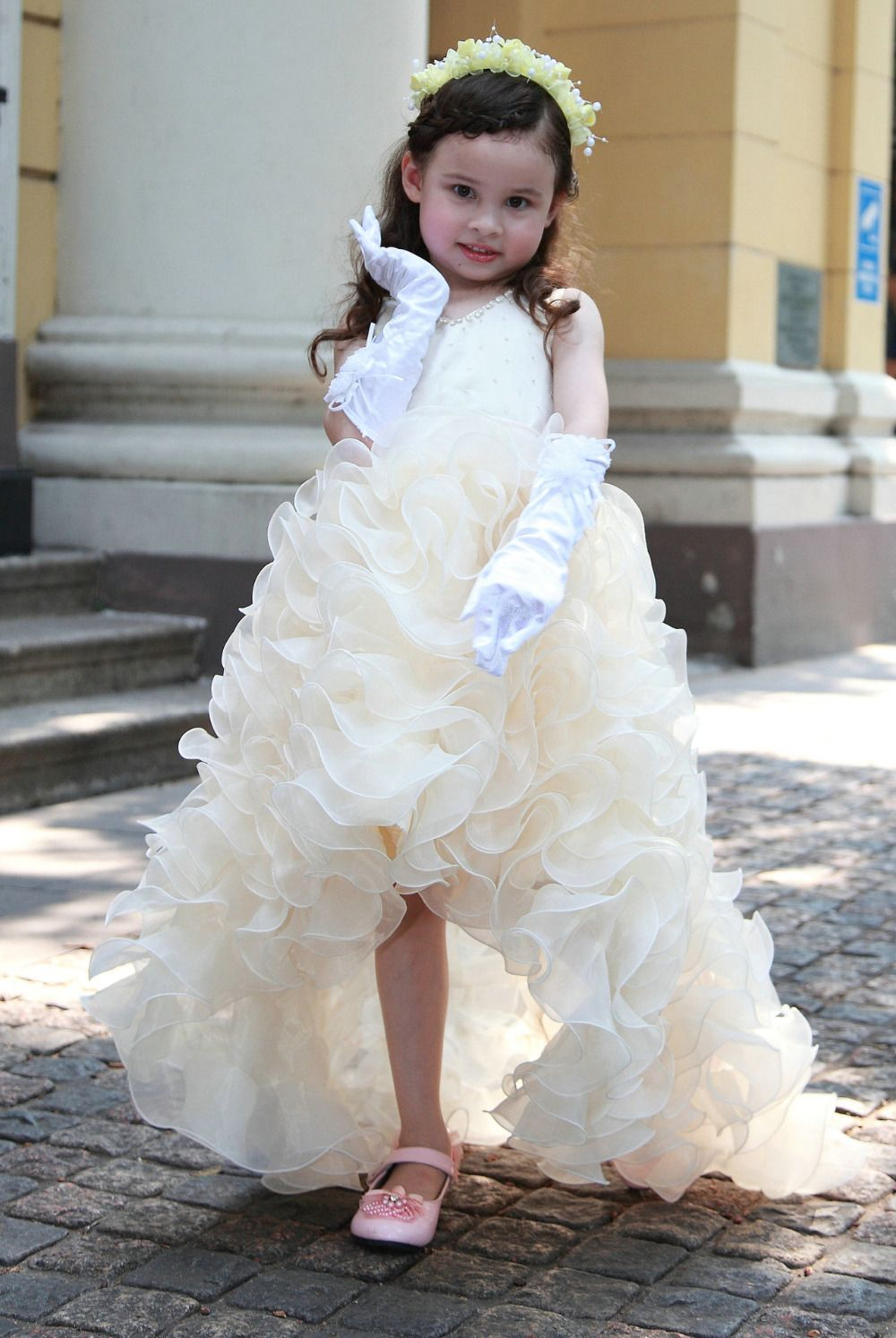 Click to buy ucuc baby sale cute girls clothes new summer free
