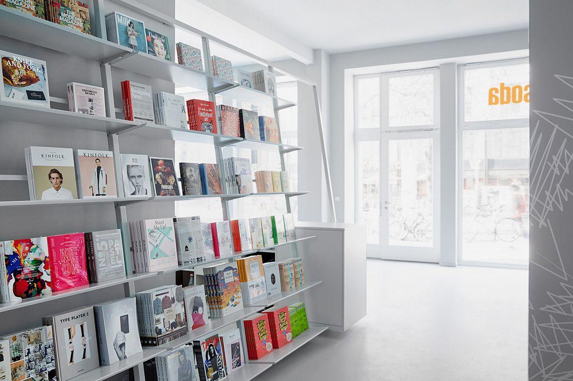 Soda Books, Berlin   Soda