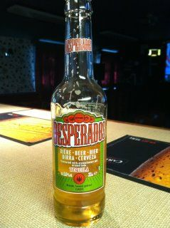 I Cannot Decide Whether I Like This Drink Here In The Uk It Is Called Desperados Is A Beer With A Big Hint Of Tequilla The Jury Is Beer