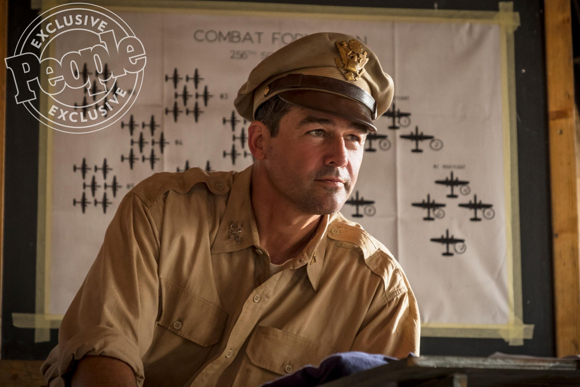 See the First Photos from Hulu's Catch22 Starring