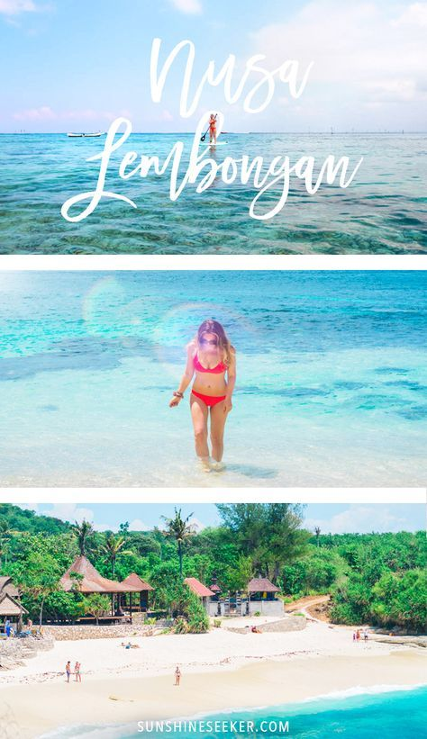 Your guide to Nusa Lembongan, Indonesia. Just 30 min. off the coast of Bali