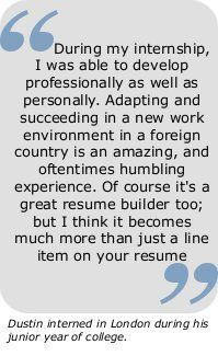 intern abroad quote career pinterest volunteer services and