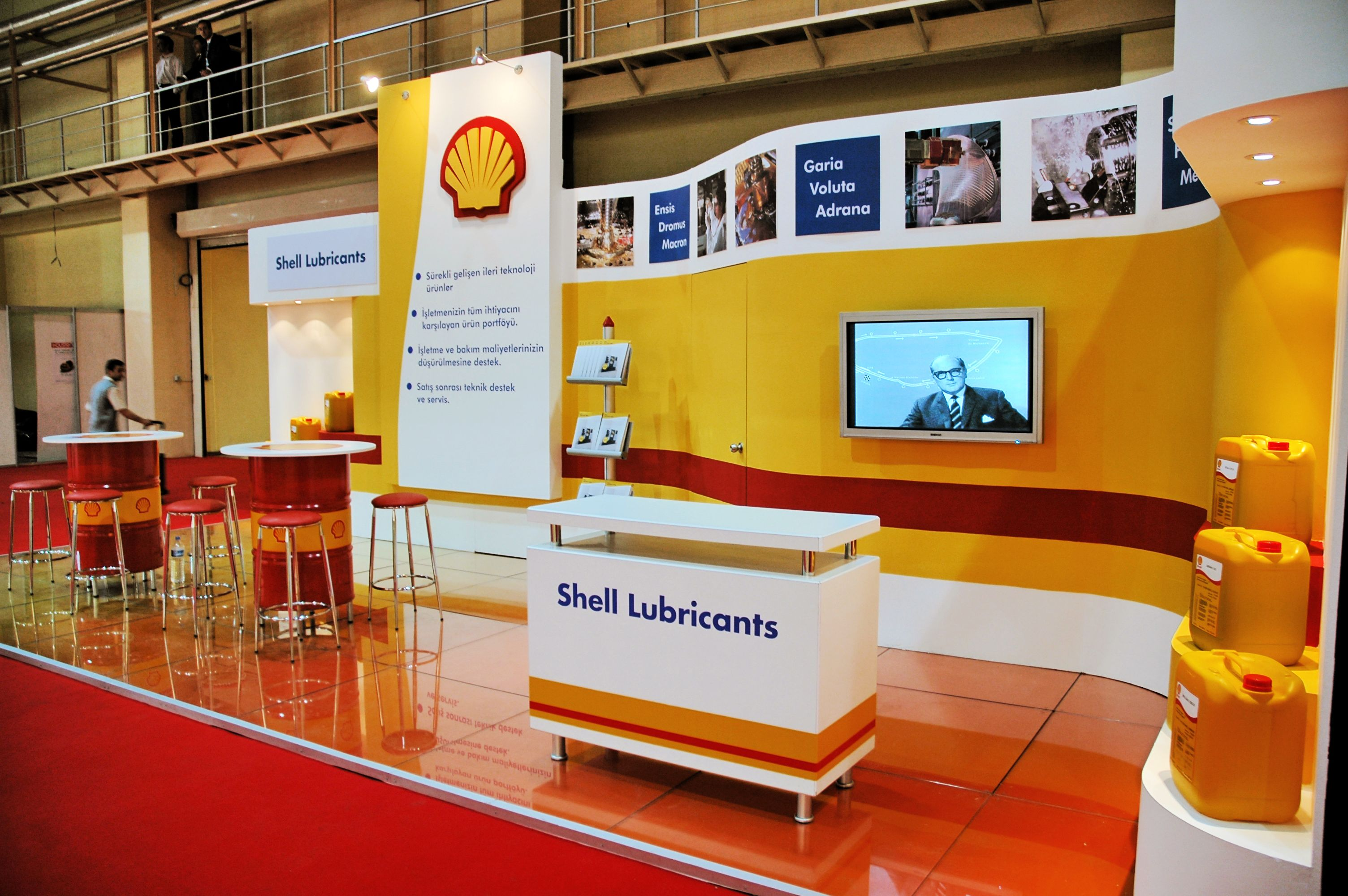 Shell Exhibition Kirkcaldy : Quot shell exhibition stand ugur erekul works pinterest