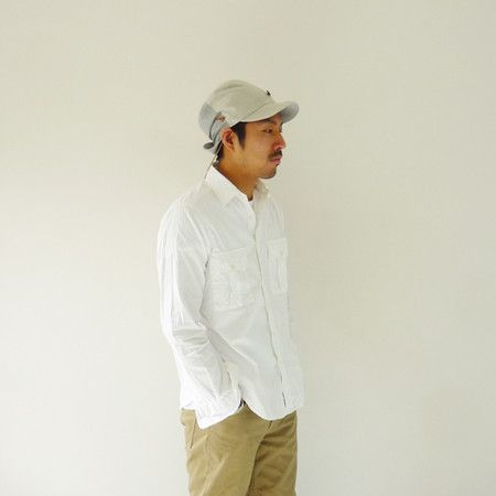 TAKAHIRO MIYASHITA The SoloIst, Night & Day Cap s.0172 - Silver and Gold Online Store - Store.silver-and-gold