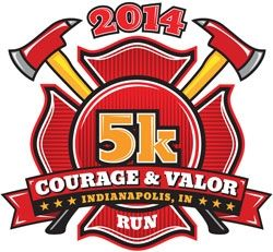 Support local firefighters and run the FDIC Courage & Valor 5K at White River State Park! Fun spring 5K downtown Indianapolis
