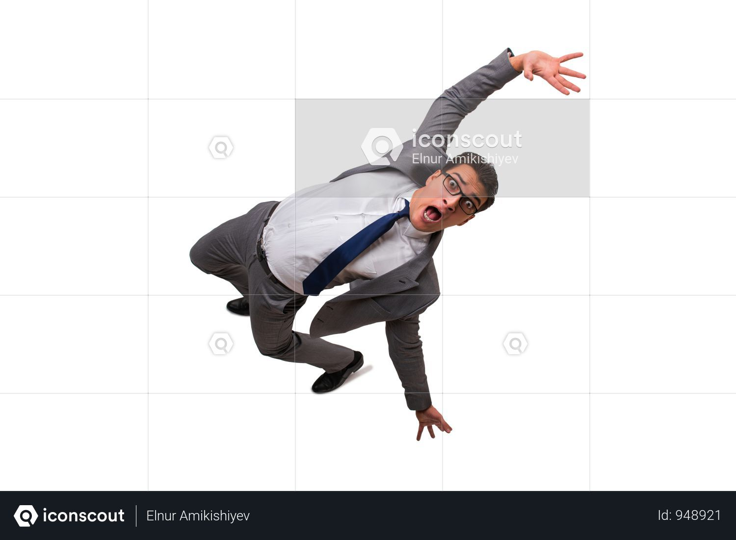 Premium Falling Businessman Isolated On The White Background Photo Download In Png Jpg Format White Background Photo White Background Business Man