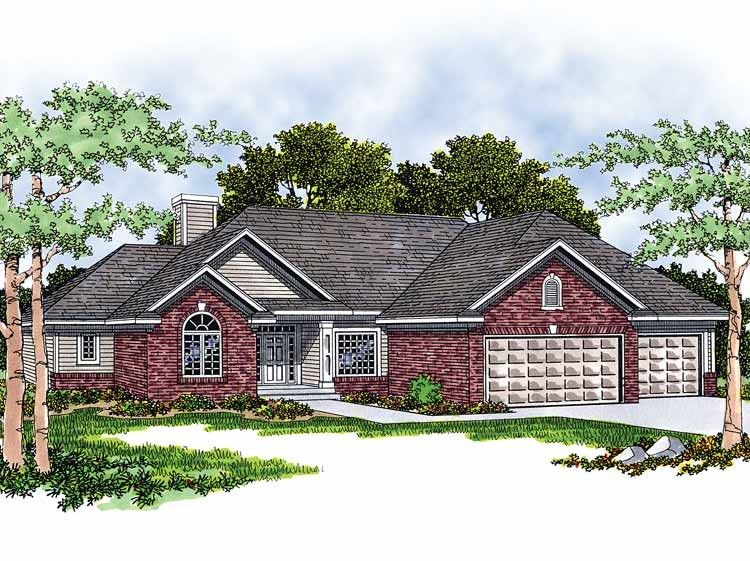Eplans new american house plan a wise investment 1795 for Www eplans com