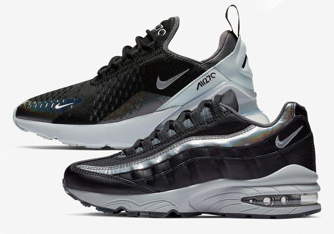 b286f94a218ded Nike Air Max 270 + 95 Y2K BQ9240-001 AT8091-001 Release Info