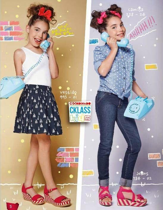 Kids Clothes Shoes Catalogo Cklass 2015 Pv Kolibri