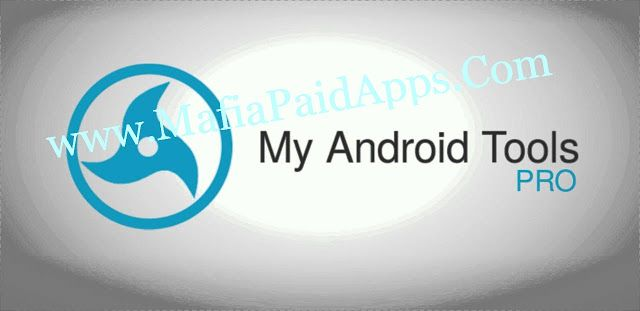My Android Tools(Pro) v1 3 1 Apk (Note:need root access) My android