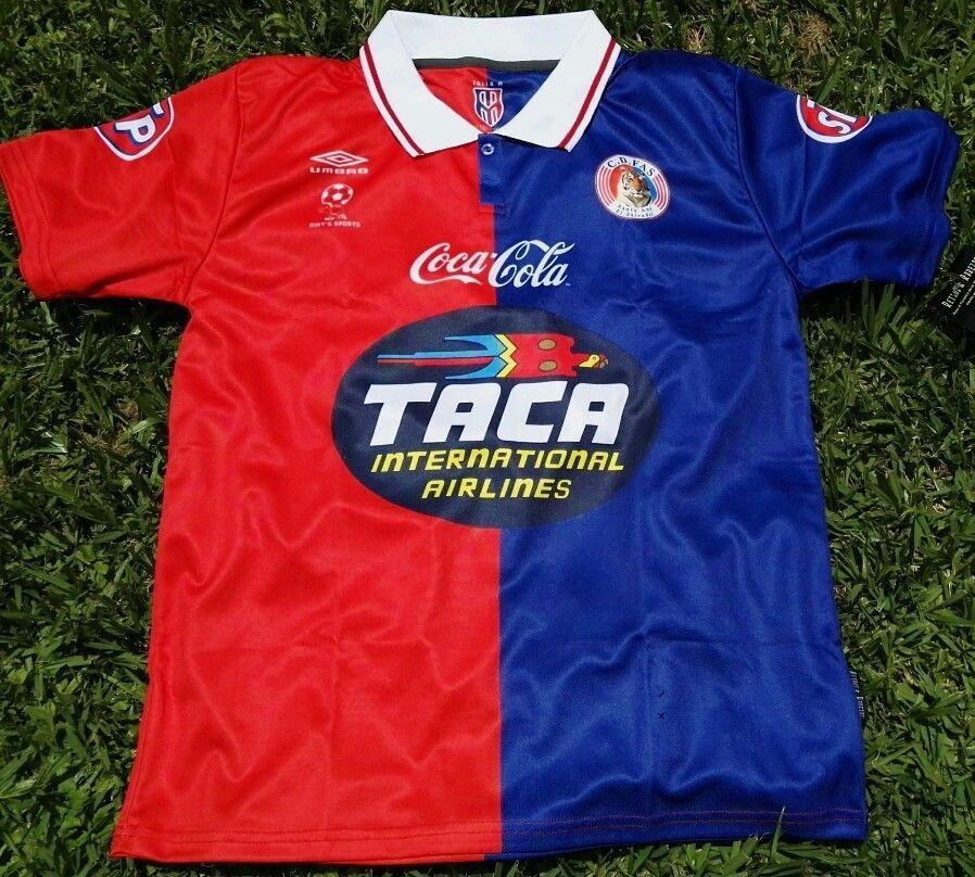 2ab4b3dfed CD FAS Men s Retro Soccer Jersey