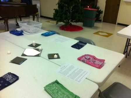 Sunday Dec 1 048 Follow the Star Pinterest Prayer stations