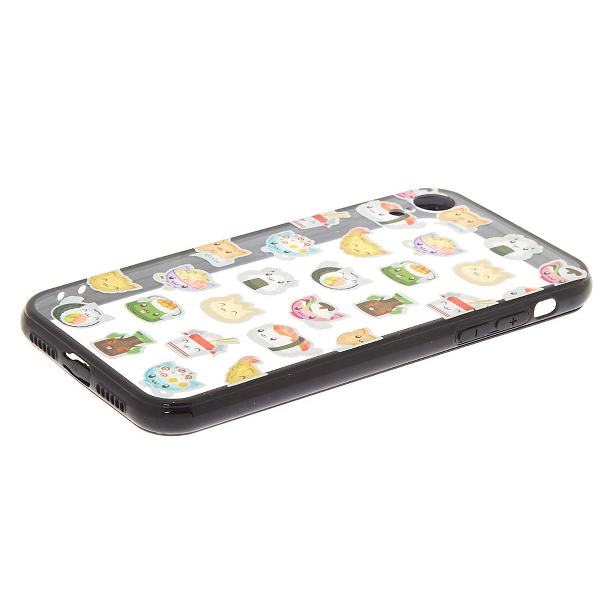 Claire's Cat Sushi Phone Case Fits iPhone XR Jewelry