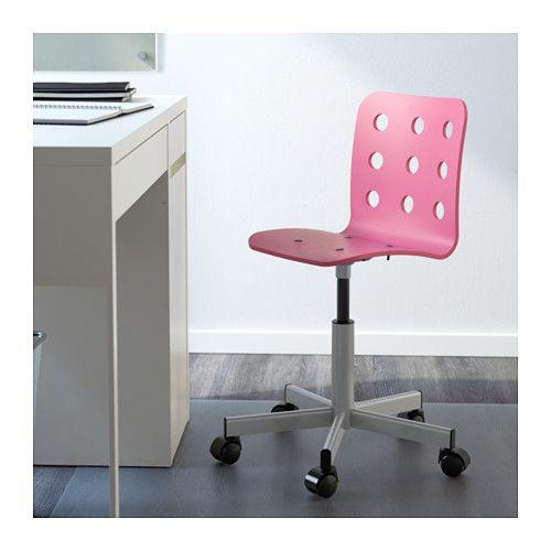 Chair Child's Pinksilver ColorIkeaRoomie Desk Jules PnwOZ8XN0k
