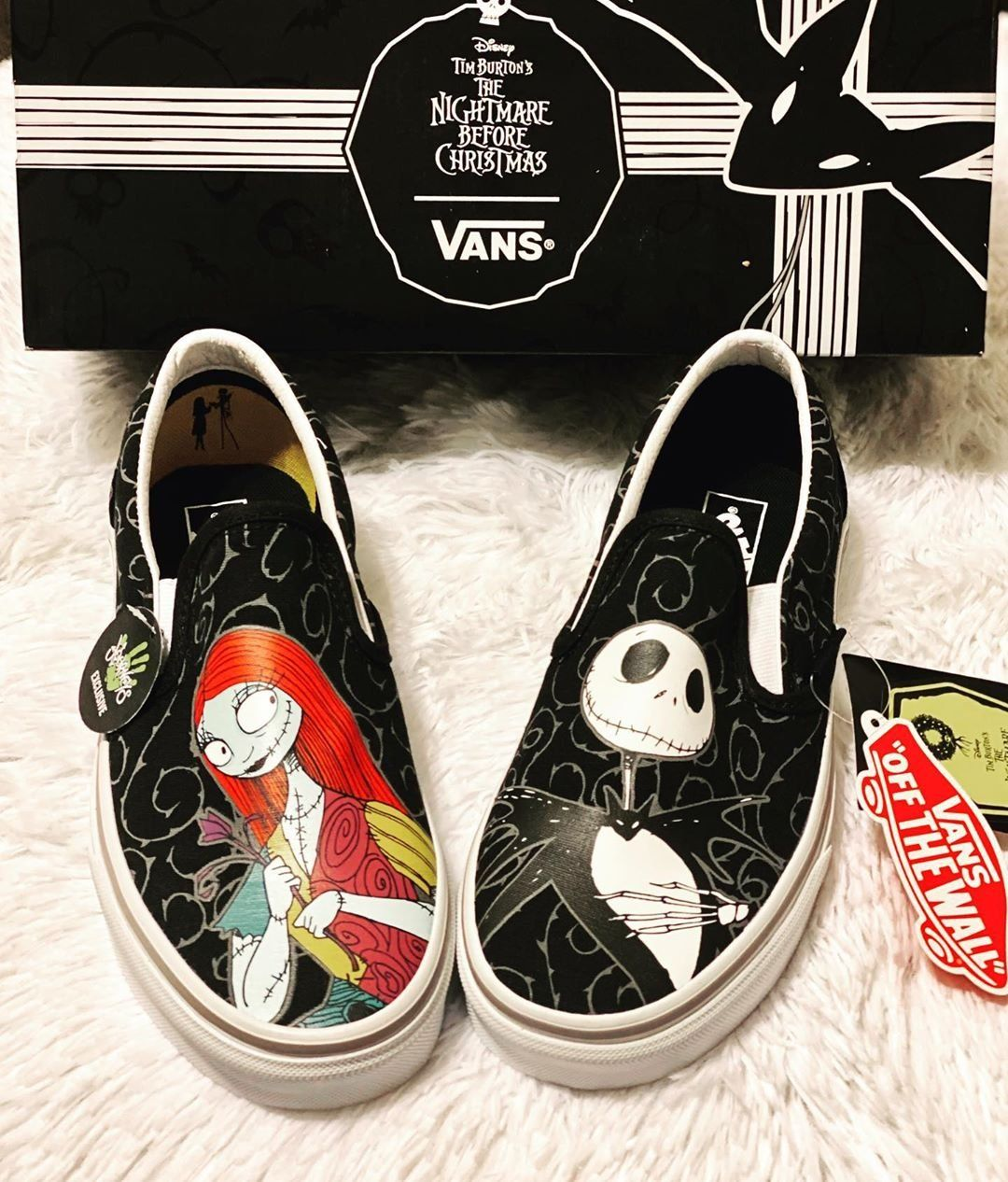 Vans Christmas Collection 2020 The Nightmare Before Christmas x Vans Collection in 2020 | Vans