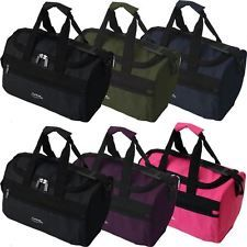 Ryanair Small Cabin Second Hand Luggage Travel Holdall Gym Bag 35 x 20 x 20 03d773e812