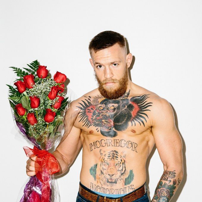 Conor Mcgregor Predicts When He Ll Knock Out Nate Diaz In Ufc 202 In 2020 Conor Mcgregor Connor Mcgregor Conor Mcgregor Tattoo