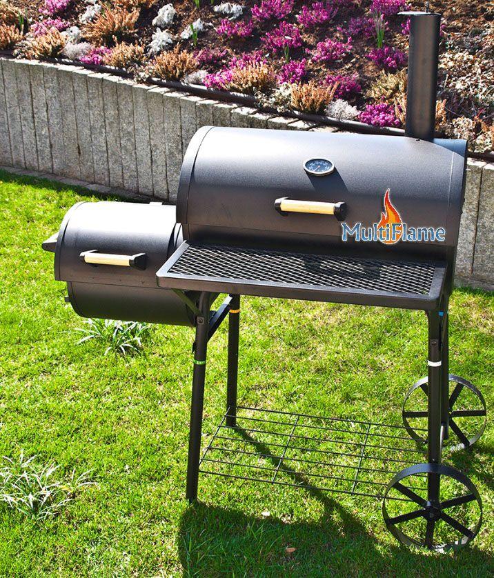 Oklahomabbq.nl | De 16 inch oklahoma barbecue smoker de