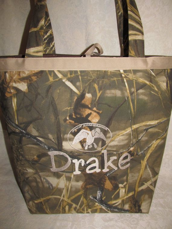 Custom Handmade Max 4hd Solid Camo Camouflage Duck Diaper Bag You Choose Name Free Shipping On