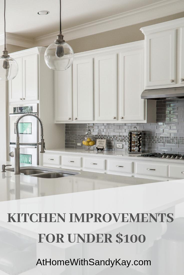 Kitchen Improvements Under $100   Kitchen style, Kitchen ...