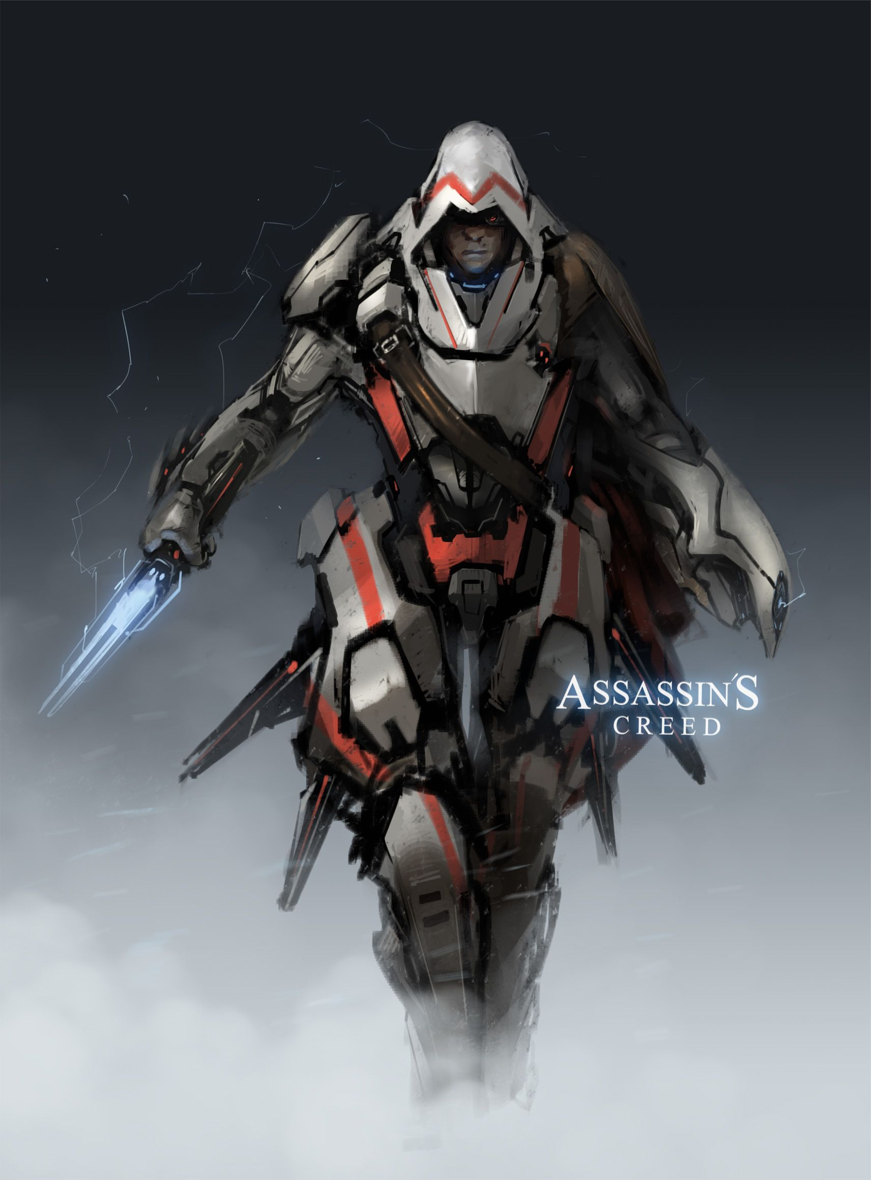 Assassin S Creed Future Warfare By Progv On Deviantart Char