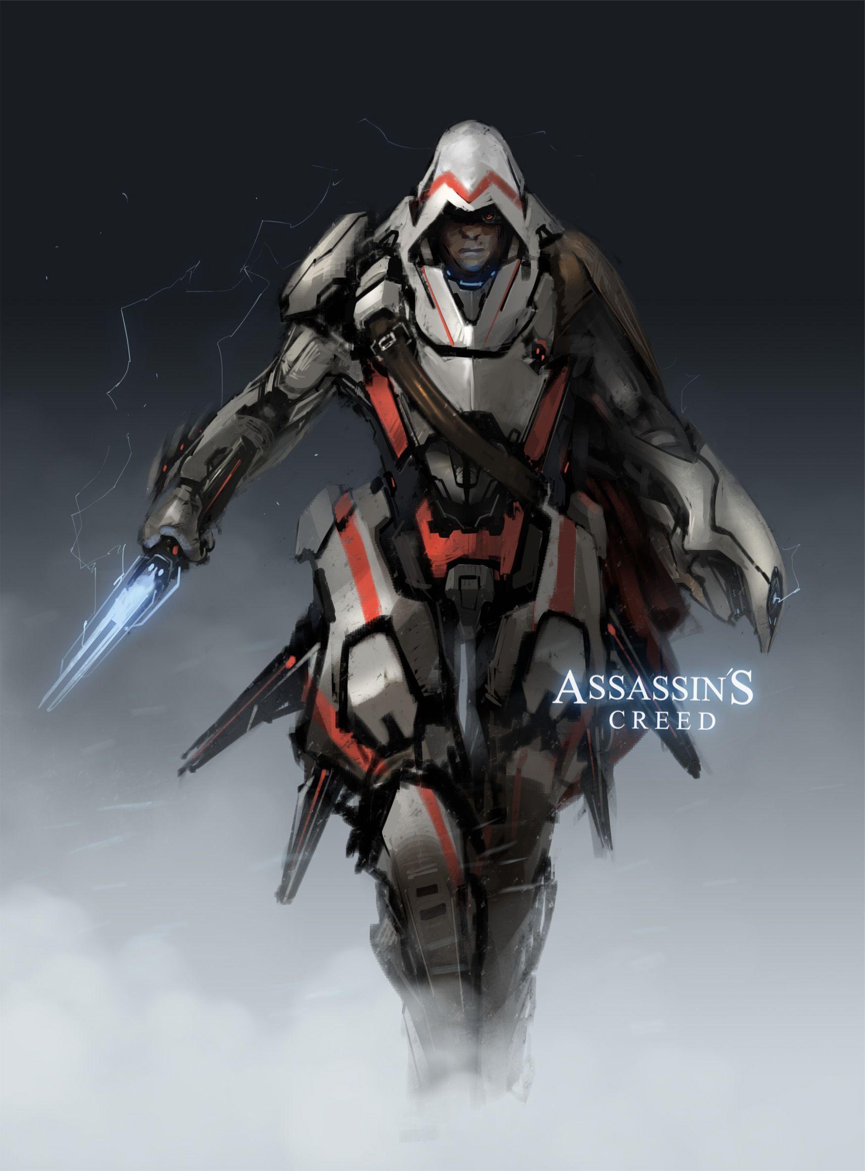 Assassin S Creed Future Warfare By Progv On Deviantart Char