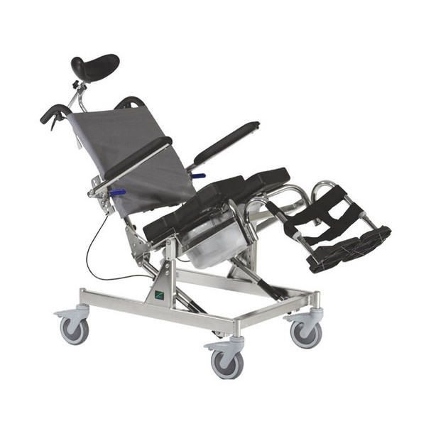 Etac Swift Mobile Tilt Shower Commode Chair