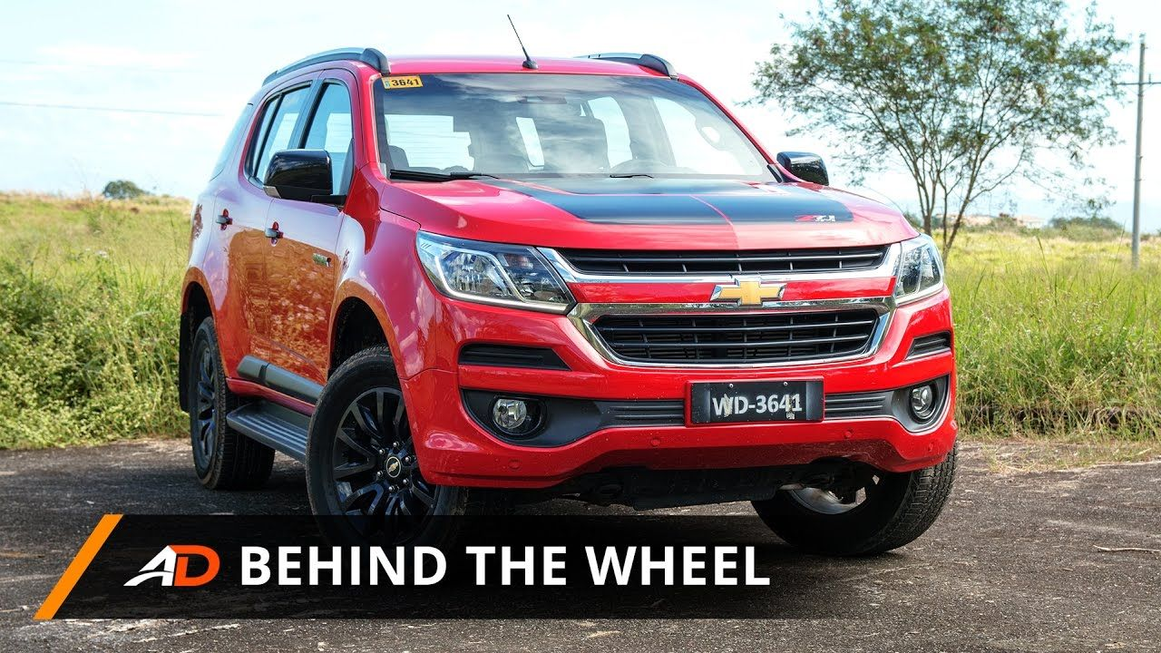 Chevrolet Trailblazer 4x4 Z71 Review Autodeal Behind The Wheel