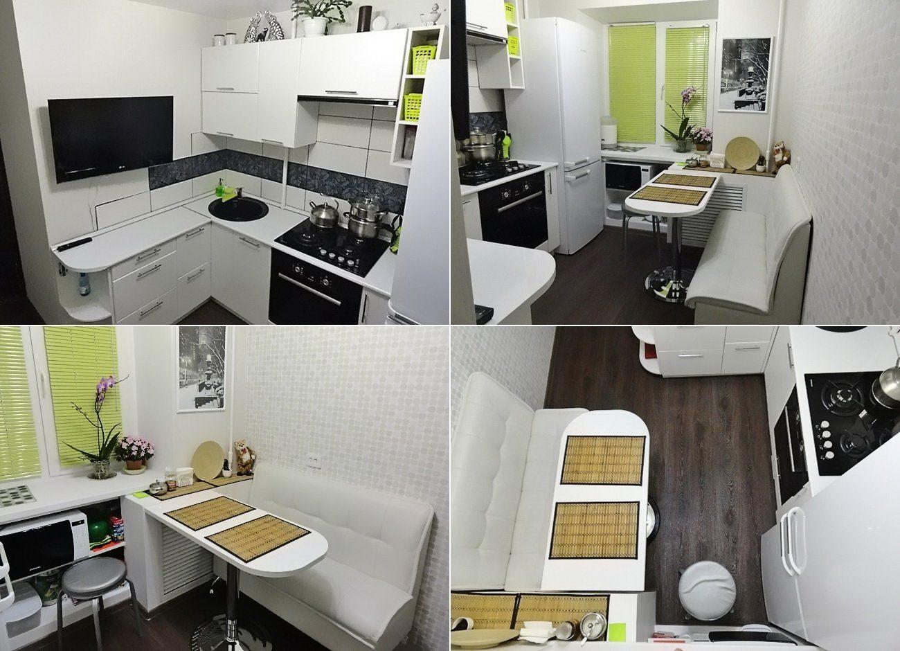 малогабаритная кухня 6 кв м примеры угловой планировки: 51 тис. зображень знайдено в Яндекс.Зображеннях