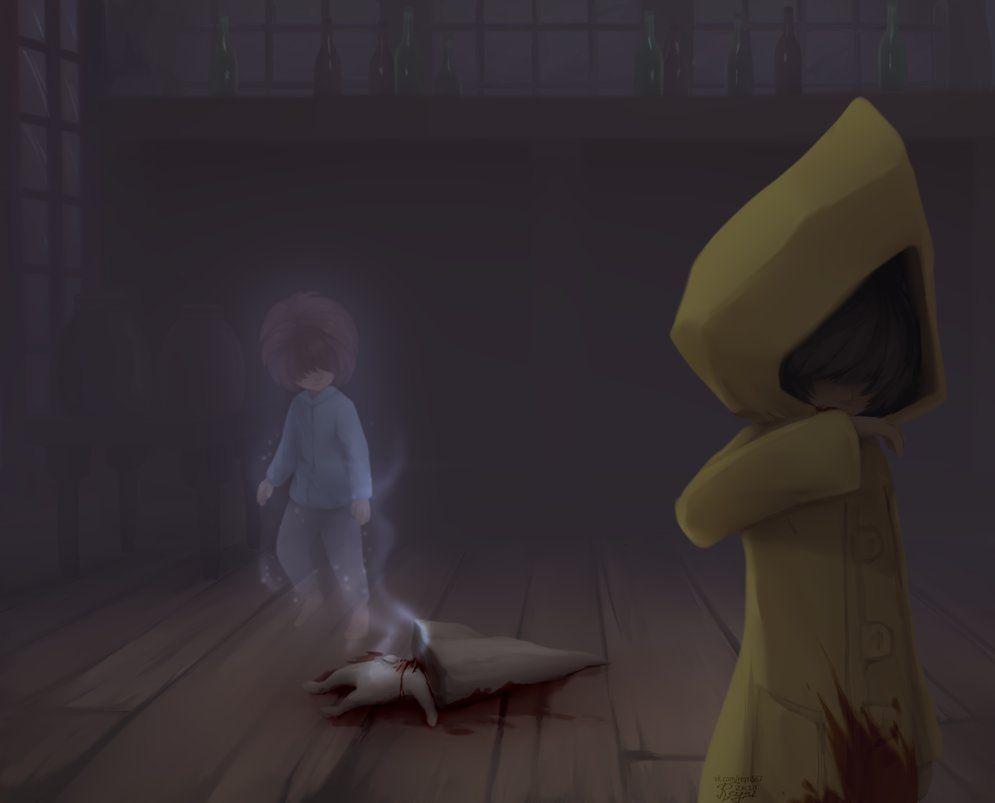 Little nightmares by Reysi on DeviantArt