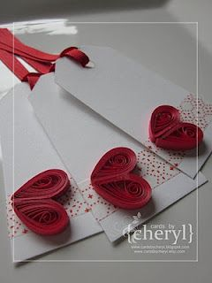 Quilling Quilled Gift Tags Pinterest Quilling Gift Tags And