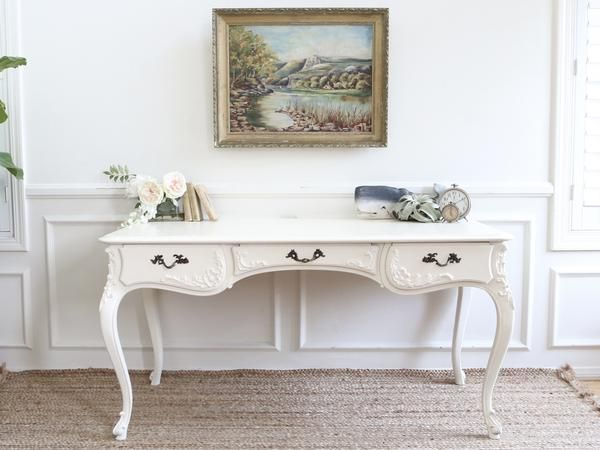 Past Items Gallery French Home Decor Home Office Design French Provincial Decor French style writing desk
