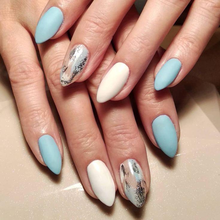 Top 40 Transfer Foil Nail Art 2018 Nails Pinterest Transfer