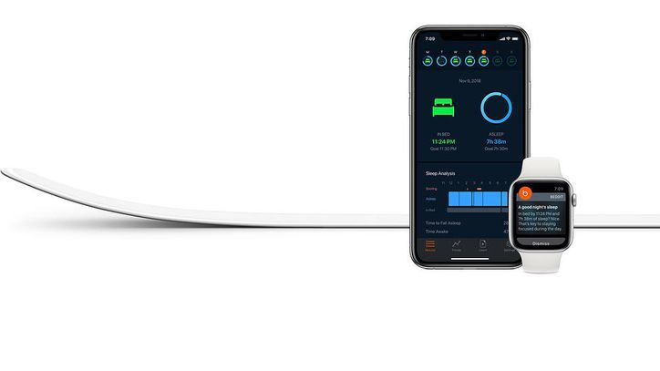 Apple now sells the new beddit 35 sleep monitor for 150