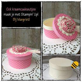 Bij Margriet Creatief; o.a. verkoop van Stampin' Up!: Hello Baby - kraamcadeautje