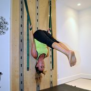 Isawall - Home Workout Room - Single Panel Installation #fitness   - Home Gym Ideas - #Fitness #Gym...