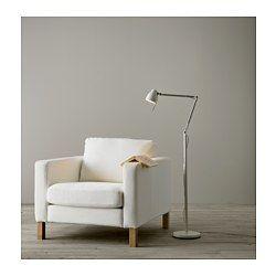 ikea tr l lampadaire liseuse facile de diriger l 39 clairage selon les besoins gr ce au bras. Black Bedroom Furniture Sets. Home Design Ideas