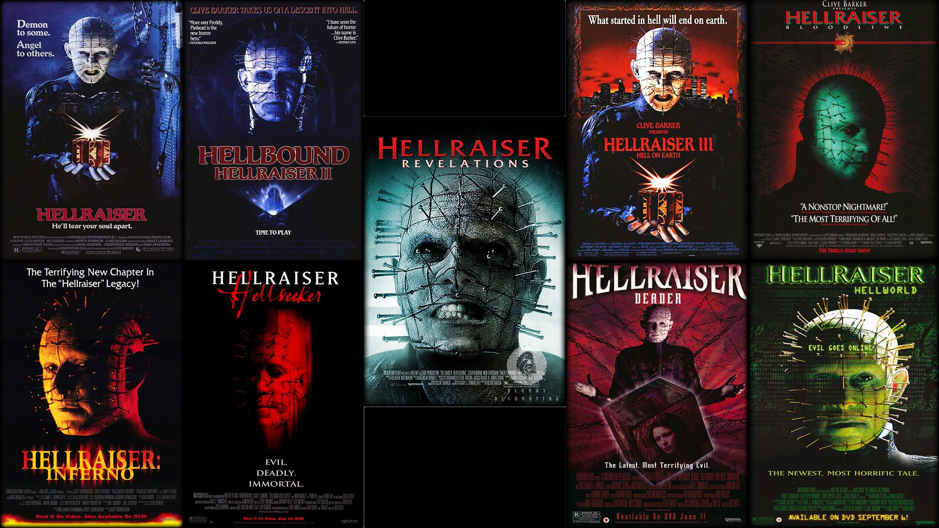 38++ Hellraiser song info