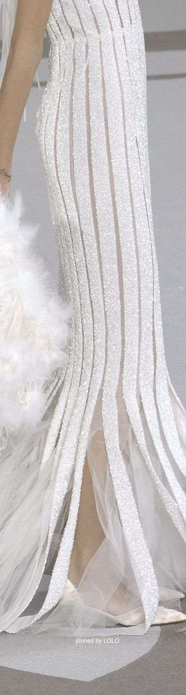 Chanel Couture WOW <3