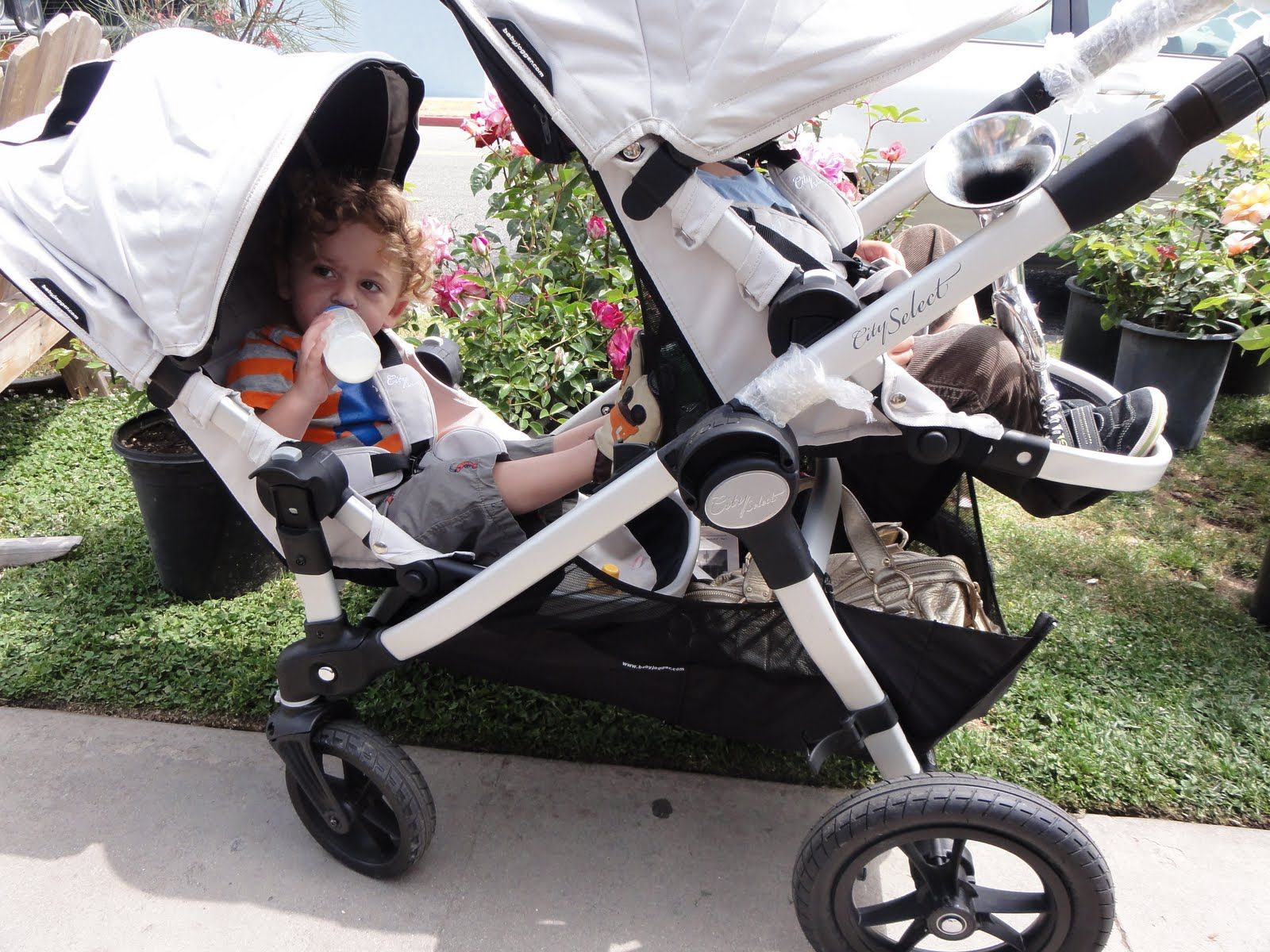 Baby Jogger City Select With Second Seat Http