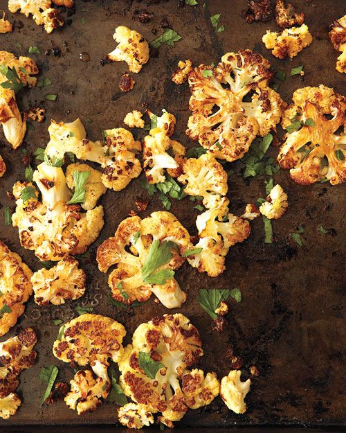 4 ways to roast cauliflower