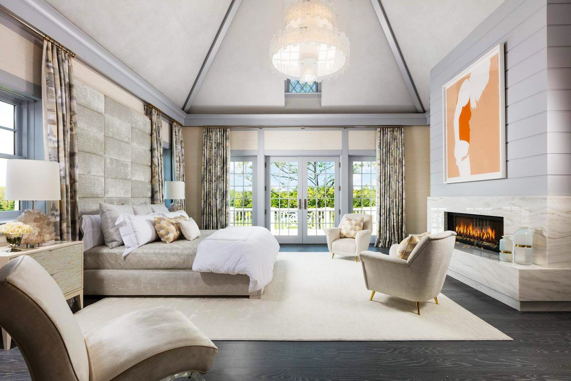10 Beautiful Bedroom Fireplaces Luxury Homes Mega Mansions Home