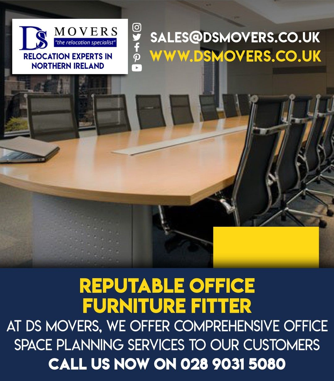 Reputable Office Furniture Fitting Commercial Storage