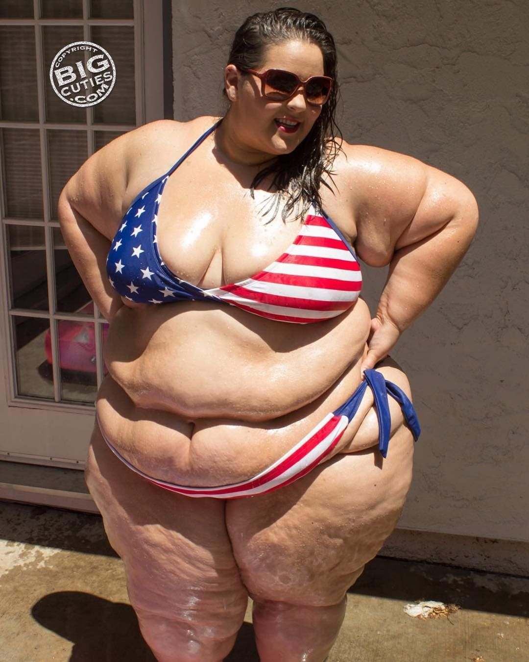 Bbw 4th of july