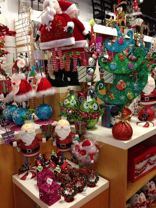 christmas decorations oh what fun collection at pier 1