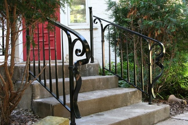 Best Custom Made Handrail 400 x 300